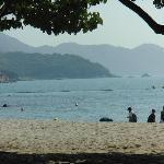 der Strand auf lamma island (HongKong)