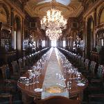 Nizham's dining room