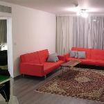 Apartment no. 101.  Living area