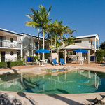 New look Anchor Motel Noosa