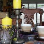 Dining Area/Kukuk's Nest Bed and Breakfast Talamban Brancah