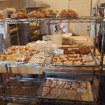 By 8 AM the stock of cinnamon rolls, sticky buns, and bear claws had already been decimated.