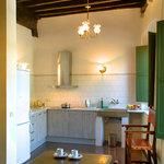 Girona Medieval Suite Apartment, kitchen 2