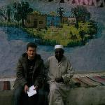 A hospitable man and a good connoisseur of Nubian traditions