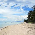 Amarela Bohol: Private Beach