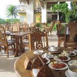 Amarela Bohol: Restaurant