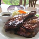 Amarela Bohol: Grilled Chicken (one of the best I ever had)