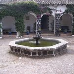Interior Courtyard Fountain