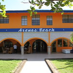 Foto de Arenas Beach Hotel