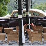 Taj Lake Palace - Antique car airport transfer
