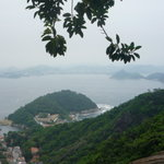 Amazing views from Urca Mountain