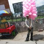 Paani Poori and Cotton Candy - Dharamshala