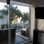 balcon suite 116 a la calle