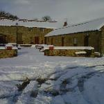 Rawcliffe House Farm in the snow!