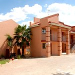 Spacious rooms and ample parking
