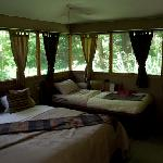 eco lodge with all the aminities you could wish for