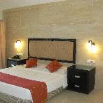 very nice deluxe room