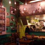 Inside Parada 22