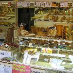 Local Boulangerie in Vernantes
