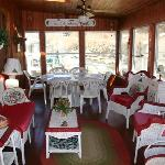 Sunroom in the Applehouse