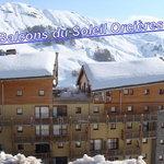 Foto de Les Balcons du Soleil Orcieres