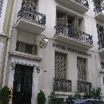 hotel fascia