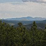 Beautiful Black Hills - Harney Peak in distance