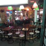 DMZ bar - atmosphere