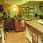 Cocina HI Montreal