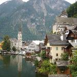 Beautiful Lake Hallstatt