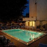 Hotel Poker - piscina