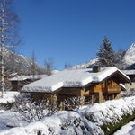 Ski Breezy chalet Chamonix