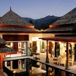 Luxury villas at The Bell