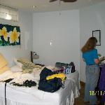 La habitación (the Room!)