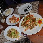 The BEST Thai food on the island