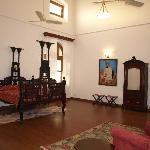 A Suite at The Baradari Palace