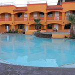 George's Hotel :: Pool Area
