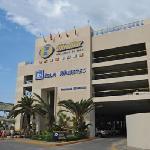 "Main Terminal: "" Gran Puerto"""