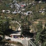 Batseri Village - right next to the Camp