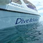Dive & Relax speedboat