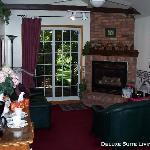 Living Room Deluxe Suite