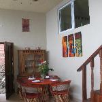 Casa Palmita - dining area