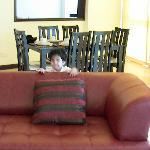 My Kid in Setting Area