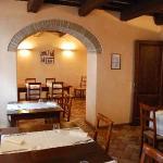 """Locanda Le Logge, Restaurant: la """"Saletta"""""""