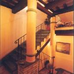 Locanda Le Logge stairs