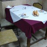 Orchida Hotel Breakfast time