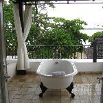 Great penthouse balcony