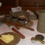 Breakfast Pataginico