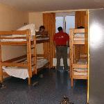 room - beds
