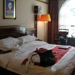 Room in Lhasa